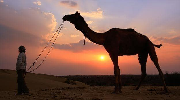 How to Reach Khuri Sand Dunes in Rajasthan: Desert Safari and Night under the Stars near Jaisalmer