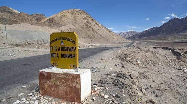 Runway-road-sign