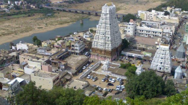 SriKalahasti