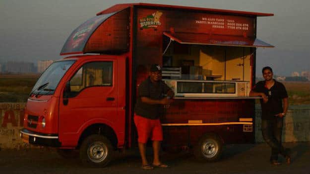 This Food Truck Is Located In One Of The Lesser Known Suburbs Mumbai Vasai Not Usually Flooded By Too Many Fancy Options For Younger Crowds To