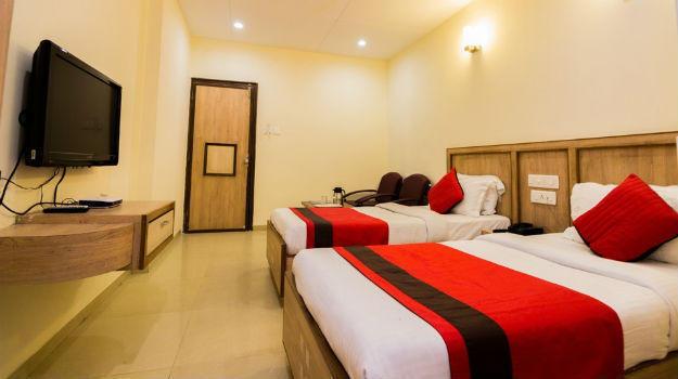 An OYO room