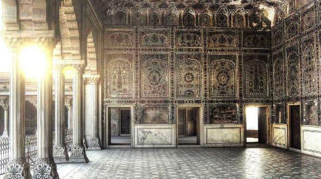 Sheesh Mahal, Amber Fort