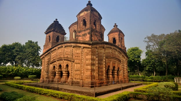 Bishnupur in West bengal