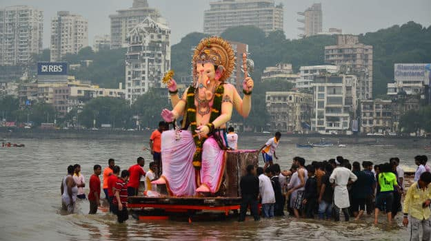 Ganesh Visarjan 2017: Best Places to See Ganpati Visarjan in Mumbai