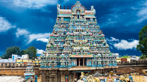 Chennai To Srirangam How To Reach Srirangam From Chennai By Road