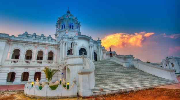 Tripura Museum Main
