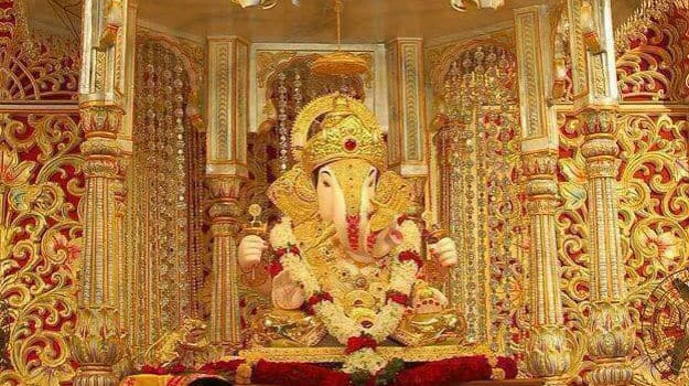 Image result for Famous Ganesh temples to visit in Mumbai