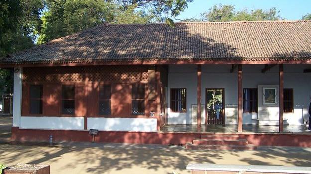 Gandhi Ashram, residence of Mahatma Gandhi in Ahmedabad