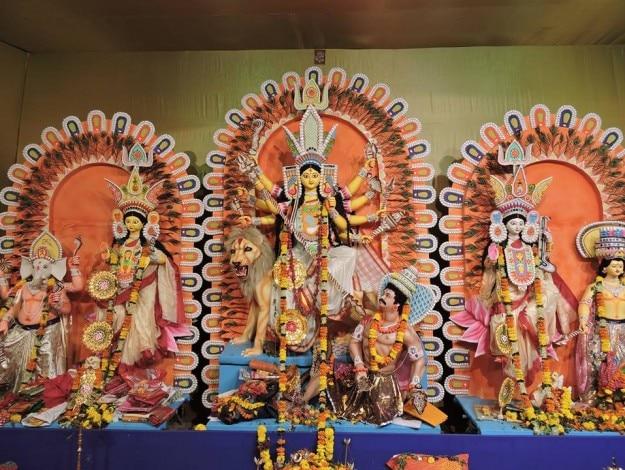 Durga Puja Pandals