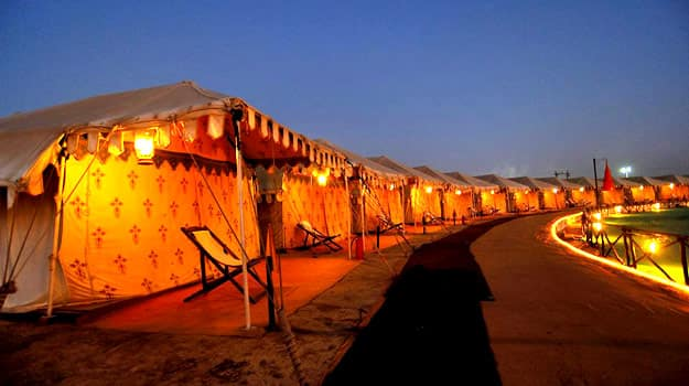 tents in kutch