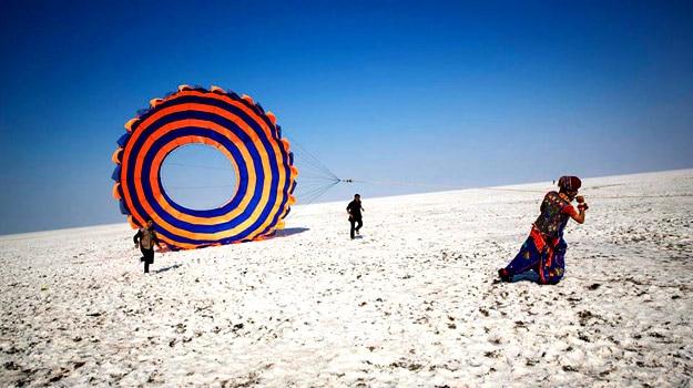 adventure sports in rann of kutch