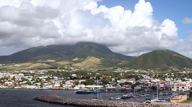 Saint-Kitts-&-Nevis