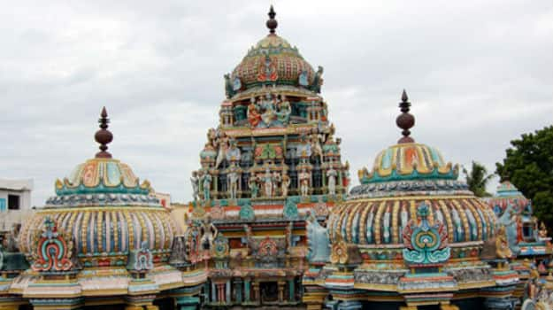 Photograph courtesy; kumbakonambramhatemple.com