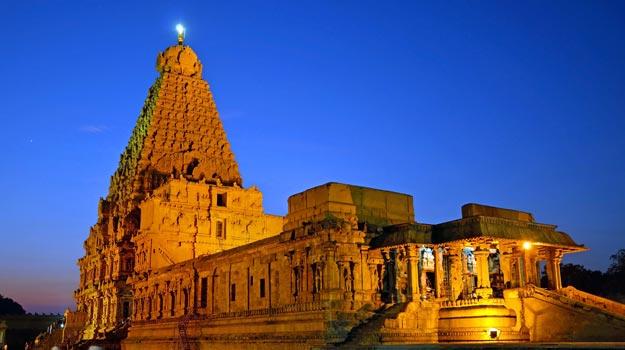 Brihadeswara Temple, Thanjavur