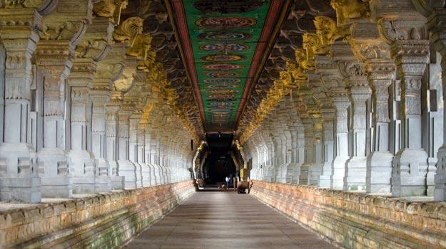 Ramanathaswamy temple, Rameswaram