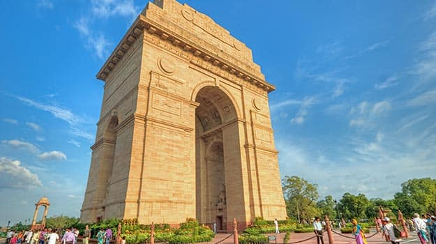 A war memorial and a famous landmark in Delhi  the India gate is a famous  monument and landmark in Delhi  Built to commemorate the sacrifice of  82 000  22 of India s most beautiful monuments that make us proud to be  . Most Beautiful Architecture In India. Home Design Ideas