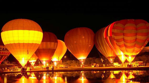 Pushkar balloon fest
