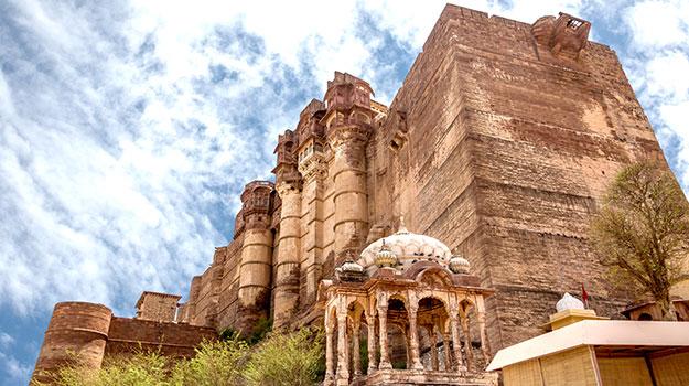 Rajasthan-Jodhpur-Mehrangarh-Fort