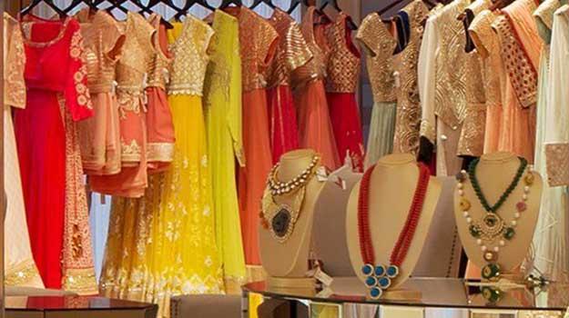 wedding shopping in mumbai