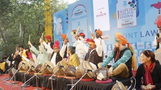 jaipur literature festival | SpineTourer