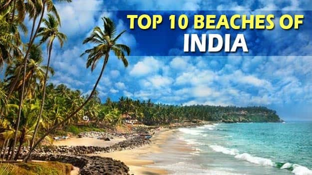 best beaches of india