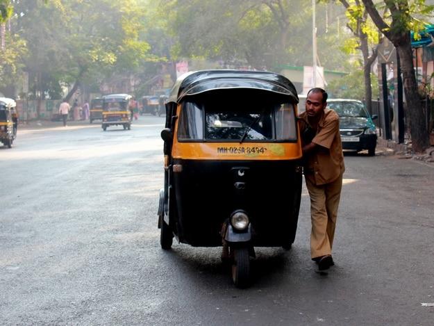 auto rickshaw strike in mumbai