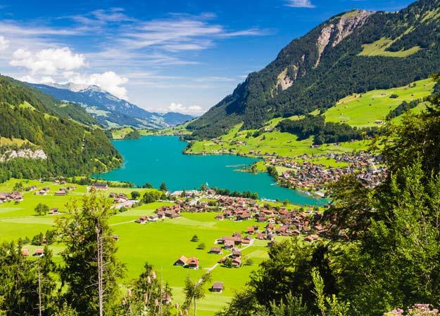 Switzerland beauty places hd