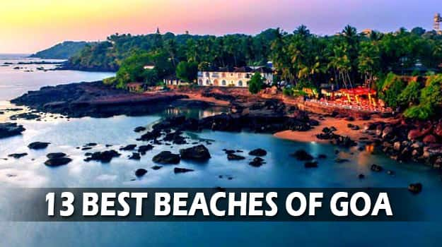 Sightseeing In North Goa 13 Breathtaking Beaches Of North Goa You Must Visit