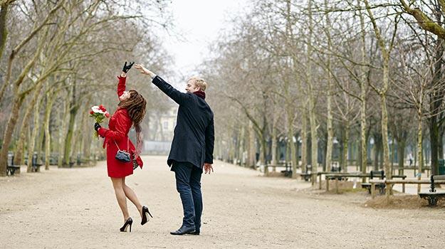 Paris - romance