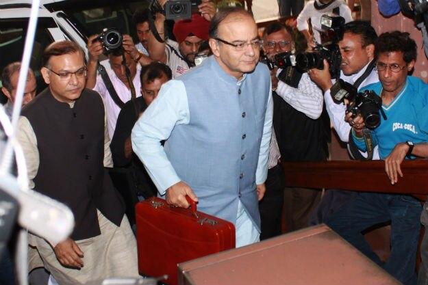 Arun Jaitley - budget