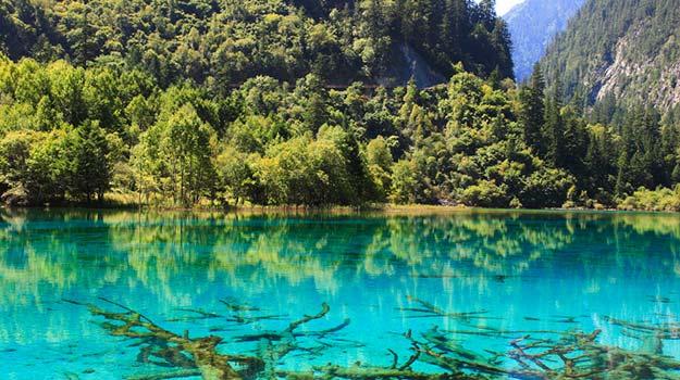 China-Jiuzhaigou-national-park