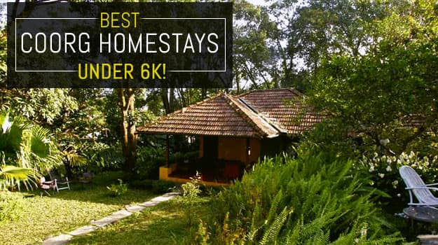 Best Coorg Homestays Under Rs Indiacom - Top 10 destinations around the world for homestays
