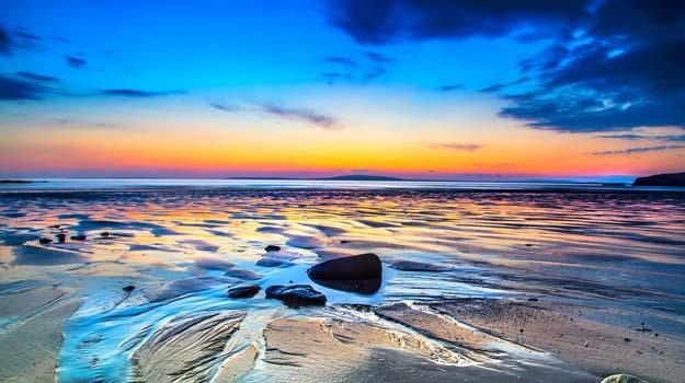 Ireland-Ballybunion-beach
