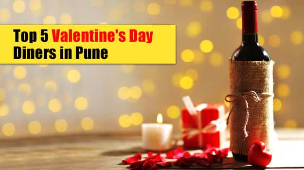 5 best restaurants for valentine's day celebrations in pune, Ideas