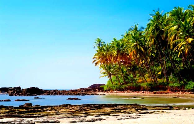 Agonda Beach. 圖片來源:India.com