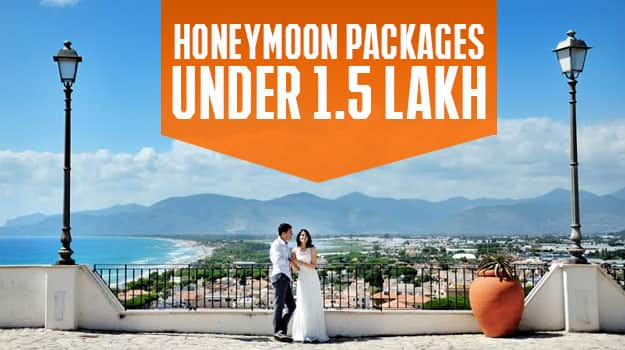 5 best honeymoon packages under rs 1 5 lakh for New england honeymoon packages
