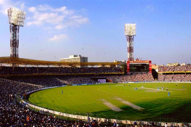 Image result for Eden Gardens, India
