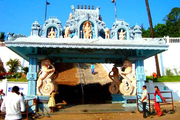 Photograph courtesy: Sri Annapoorneshwari Temple