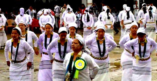 Mopin Festival, Photograph courtesy: Wikimedia Commons