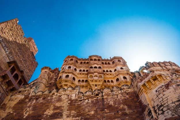Mehrangarh Fort, India