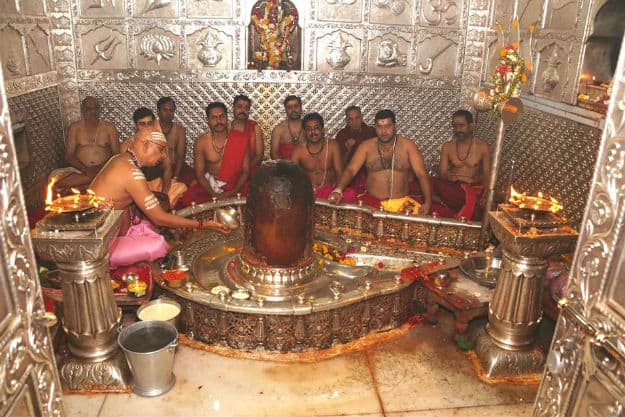 Photograph courtesy: Sree Mahakaleshwar Ujjain/Facebook