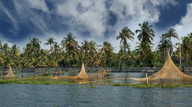Kochi backwaters