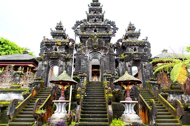 Baliness Style Temple in Bali-shutterstock_320775920