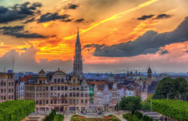 Belgium3-Brussels city center