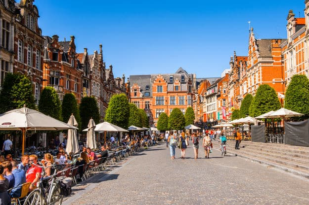 Lueven in Belgium