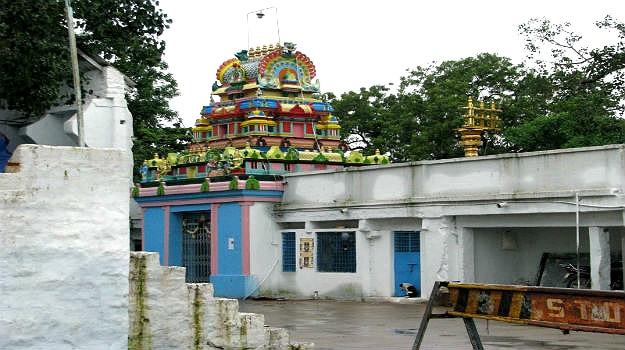 Chilkur-Balaji-Temple