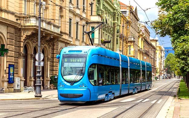 Croatia-tram