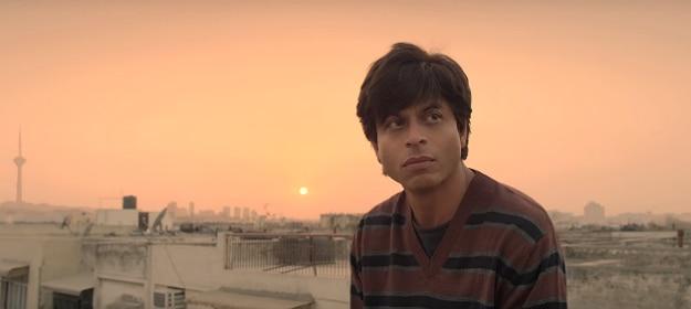FAN trailer SRK
