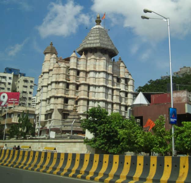 Facts5-Siddhivinayak-road