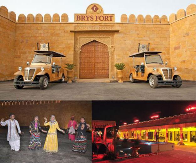 Jaisalmer-Brys Fort